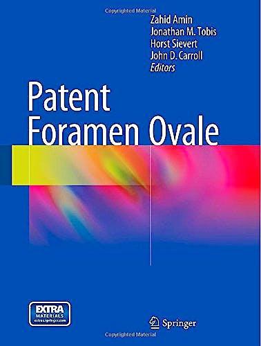 Portada del libro 9781447149866 Patent Foramen Ovale