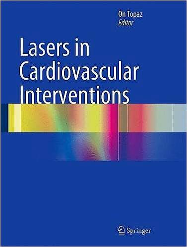 Portada del libro 9781447152194 Lasers in Cardiovascular Interventions