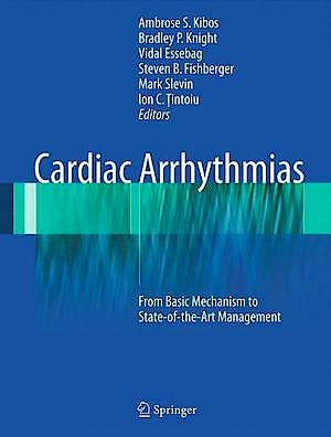 Portada del libro 9781447153153 Cardiac Arrhythmias. From Basic Mechanism to State-of-the-Art Management