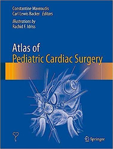 Portada del libro 9781447153184 Atlas of Pediatric Cardiac Surgery