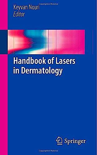 Portada del libro 9781447153214 Handbook of Lasers in Dermatology