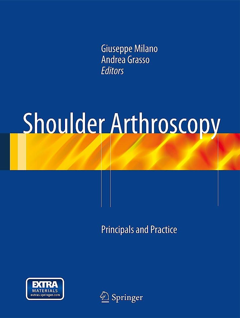 Portada del libro 9781447154266 Shoulder Arthroscopy. Principles and Practice