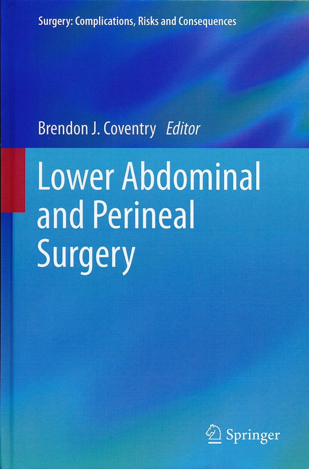 Portada del libro 9781447154686 Lower Abdominal and Perineal Surgery (Surgery: Complications, Risks and Consequences)
