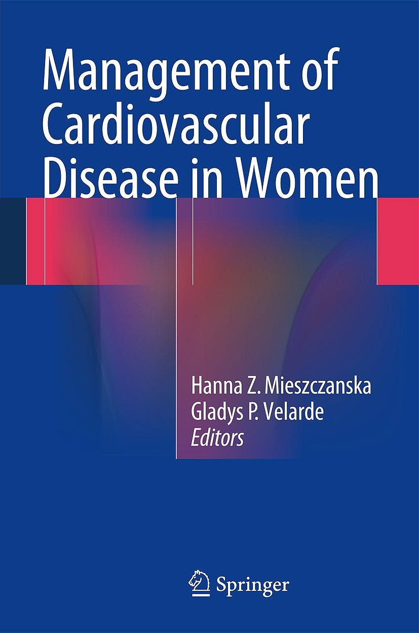 Portada del libro 9781447155164 Management of Cardiovascular Disease in Women