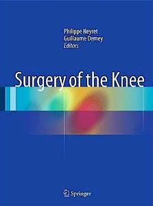 Portada del libro 9781447156307 Surgery of the Knee