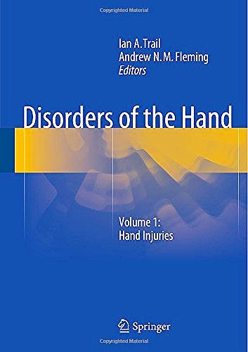 Portada del libro 9781447165538 Disorders of the Hand, Vol. 1: Hand Injuries