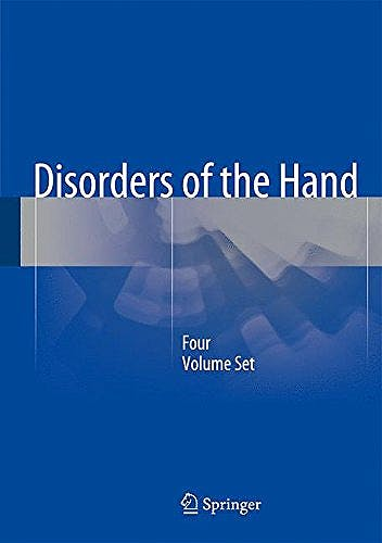 Portada del libro 9781447166016 Disorders of the Hand, 4 Vols.