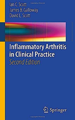 Portada del libro 9781447166474 Inflammatory Arthritis in Clinical Practice