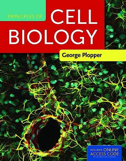 Portada del libro 9781449637514 Principles of Cell Biology (With Access Code)