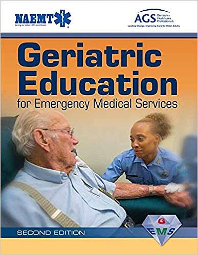 Portada del libro 9781449641917 Geriatric Education for Emergency Medical Services (GEMS)