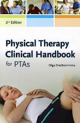 Portada del libro 9781449647582 Physical Therapy Clinical Handbook for Ptas