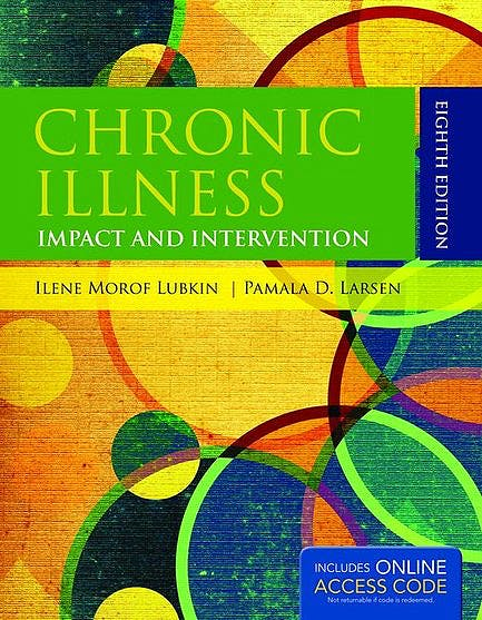Portada del libro 9781449649050 Chronic Illness. Impact and Intervention