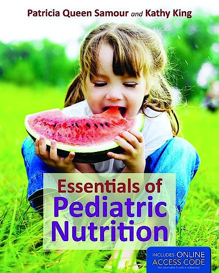 Portada del libro 9781449652913 Essentials of Pediatric Nutrition + Acceso Online