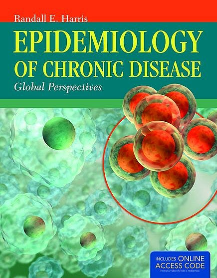 Portada del libro 9781449653286 Epidemiology of Chronic Disease. Global Perspectives + Acceso Online