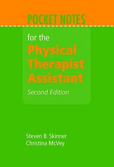 Portada del libro 9781449653415 Pocket Notes for the Physical Therapist Assistant