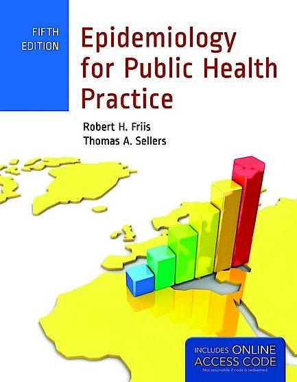 Portada del libro 9781449665494 Epidemiology for Public Health Practice + Acceso Online