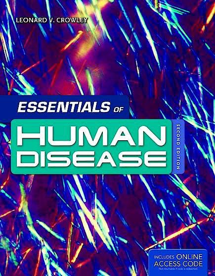 Portada del libro 9781449688431 Essentials of Human Disease + Acceso Online