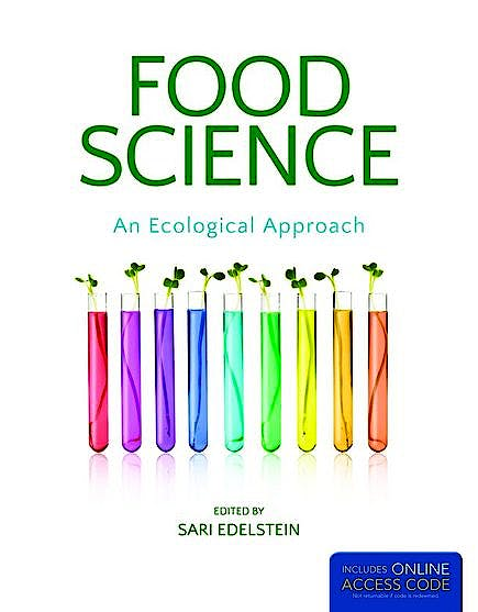 Portada del libro 9781449694777 Food Science. an Ecological Approach + Online Access