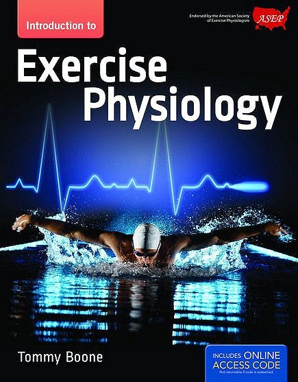 Portada del libro 9781449698188 Introduction to Exercise Physiology + Online Access