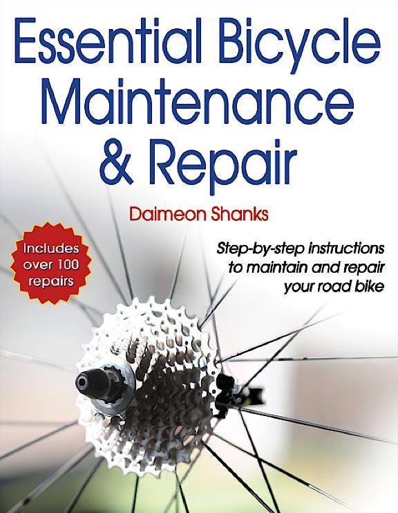 Portada del libro 9781450407076 Essential Bicycle Maintenance and Repair