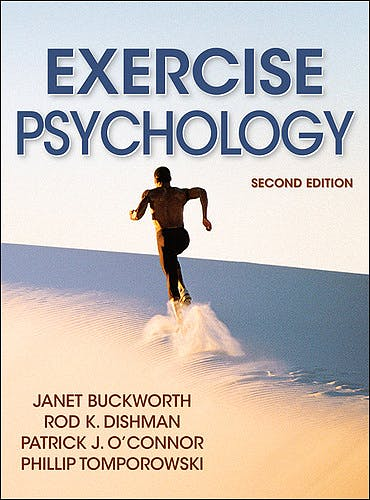 Portada del libro 9781450407090 Exercise Psychology
