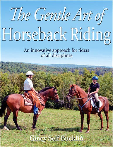 Portada del libro 9781450412742 The Gentle Art of Horseback Riding. An Innovative Approach for Riders of all Disciplines