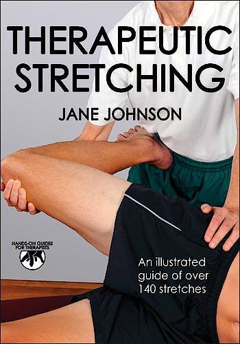 Portada del libro 9781450412759 Therapeutic Stretching