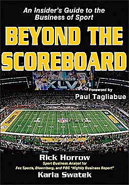 Portada del libro 9781450413039 Beyond the Scoreboard