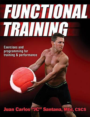 Portada del libro 9781450414821 Functional Training