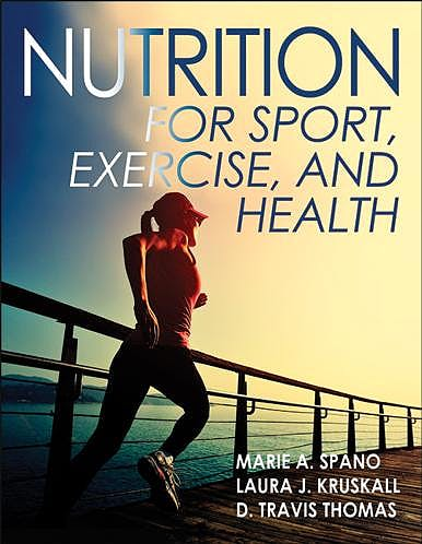 Portada del libro 9781450414876 Nutrition for Sport, Exercise and Health