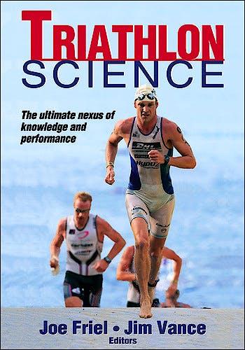 Portada del libro 9781450423809 Triathlon Science