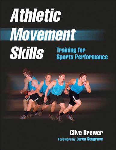 Portada del libro 9781450424127 Athletic Movement Skills. Training for Sports Performance