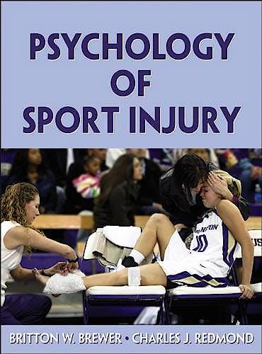 Portada del libro 9781450424462 Psychology of Sport Injury