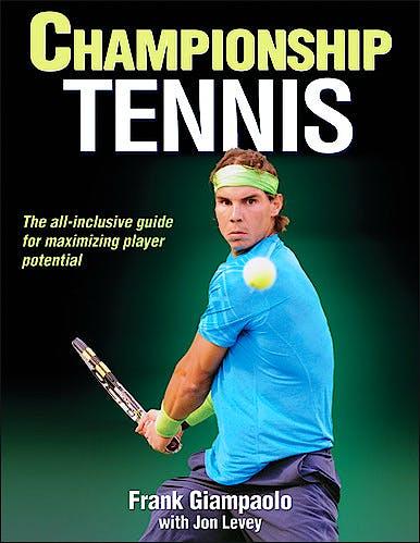 Portada del libro 9781450424530 Championship Tennis