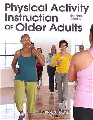Portada del libro 9781450431064 Physical Activity Instruction of Older Adults