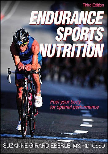 Portada del libro 9781450432153 Endurance Sports Nutrition. Fuel Your Body for Optimal Performance