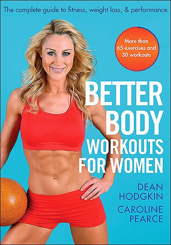 Portada del libro 9781450432764 Better Body Workouts for Women
