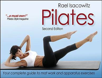 Portada del libro 9781450434164 Pilates. Your Complete Guide to Mat Work and Apparatus Exercises