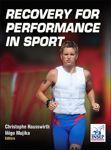Portada del libro 9781450434348 Recovery for Performance in Sport
