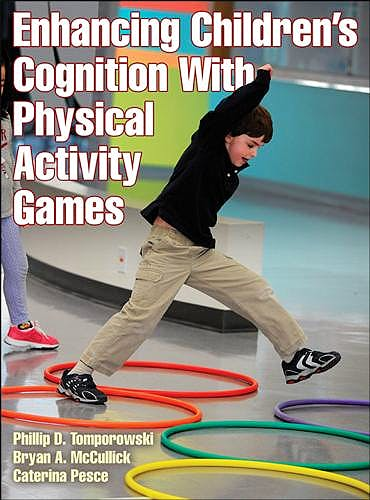 Portada del libro 9781450441421 Enhancing Children's Cognition with Physical Activity Games