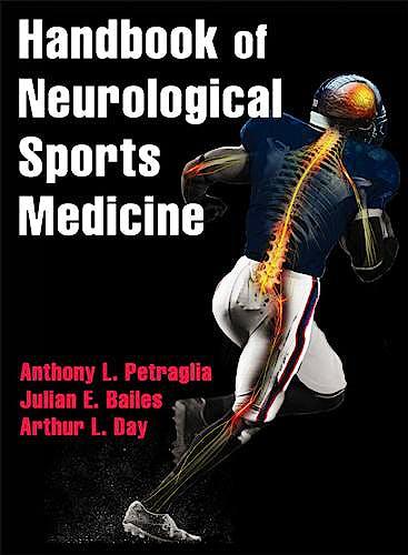 Portada del libro 9781450441810 Handbook of Neurological Sports Medicine