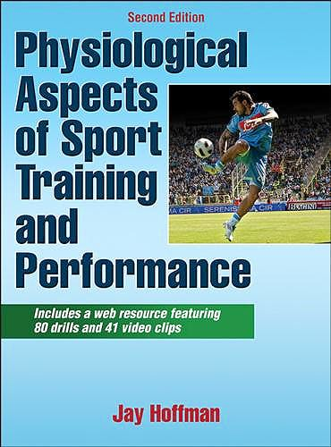Portada del libro 9781450442244 Physiological Aspects of Sport Training and Performance