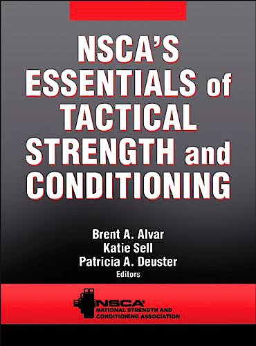 Portada del libro 9781450457309 NSCA's Essentials of Tactical Strength and Conditioning
