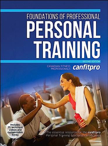 Portada del libro 9781450468527 Foundations of Professional Personal Training + Online Access