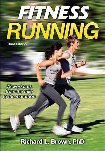 Portada del libro 9781450468817 Fitness Running