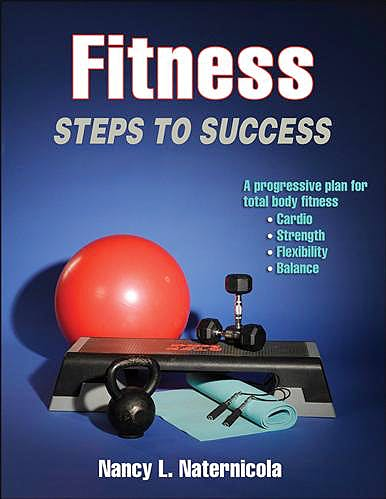 Portada del libro 9781450468855 Fitness: Steps to Success