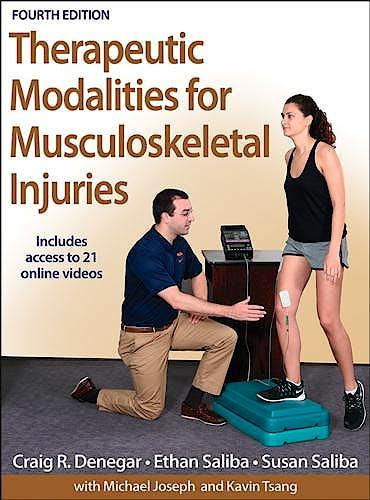 Portada del libro 9781450469012 Therapeutic Modalities for Musculoskeletal Injuries