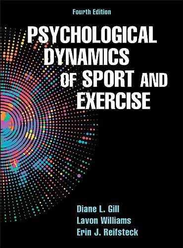 Portada del libro 9781450484664 Psychological Dynamics of Sport and Exercise