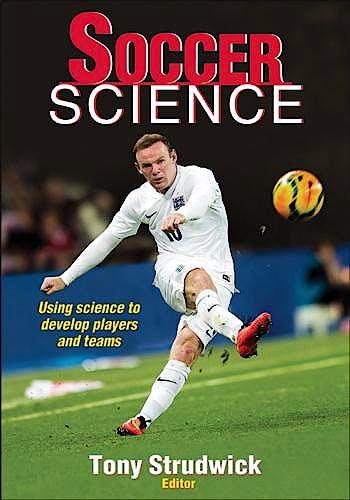 Portada del libro 9781450496797 Soccer Science