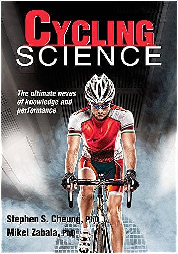 Portada del libro 9781450497329 Cycling Science. The Ultimame Nexus of Knowledge and Performance